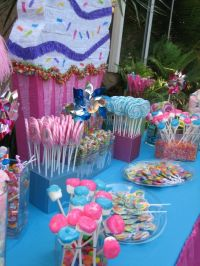 cute sweet 16 candy table | My sweet 16 party ideas ...