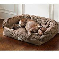 Lounger Deep Dish Dog Bed -- Orvis   aminals   Pinterest