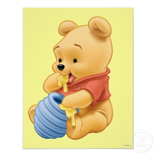 Pooh Bear Iphone Wallpaper Baby Winnie The Pooh 1
