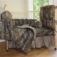 realtree ap crib bedding