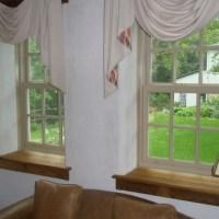 Living Room Deep Window Sill   Living room   Pinterest