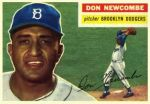 Don New Be Baseball Card