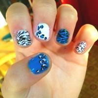 Cute Cheetah Nail Designs | Nail Designs, Hair Styles ...