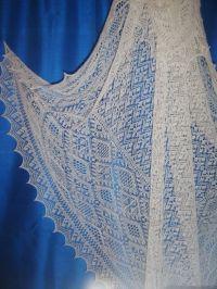 Shetland Lace | Knitting lace | Pinterest