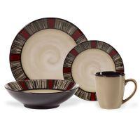 Dinnerware Set, 32 Piece, Service for 8 | RV Interior ...