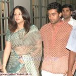Surya And Jyothika Family