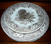 Turkey Dinnerware - Bing images