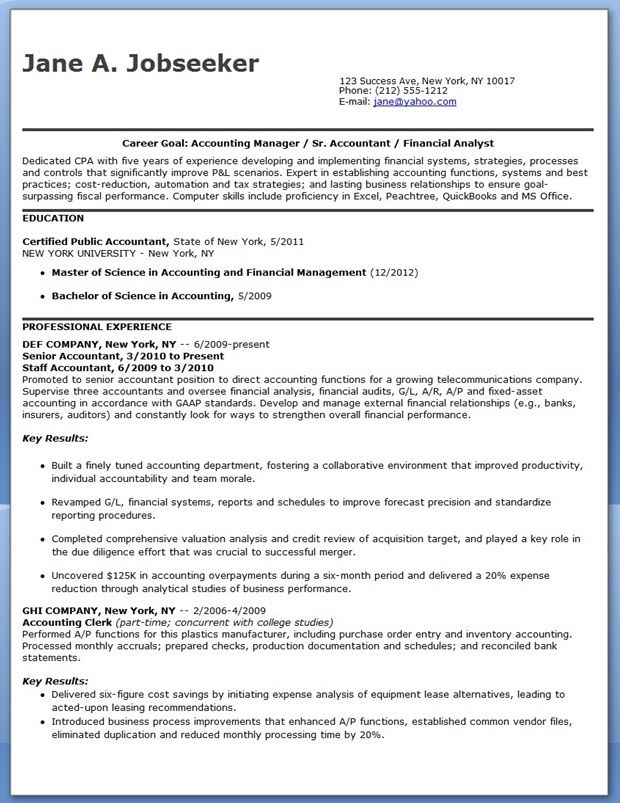 entry level accounting resume tips entry level accounting resume job interviews cpa resume sample entry level - Entry Level Accounting Resume Examples