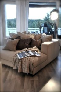 oversized comfy chair | Someday... | Pinterest