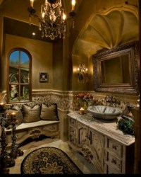 Fancy bathroom | For the Home | Pinterest