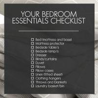 bedroom essentials - 28 images - 15 guest bedroom ...