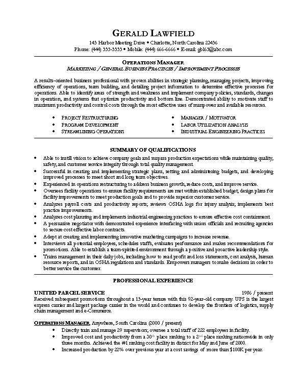 best job interview project manager job description - Template