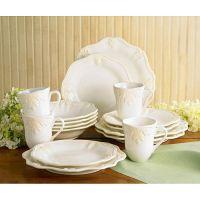 Lenox Butler's Pantry 16-piece Dinnerware Set