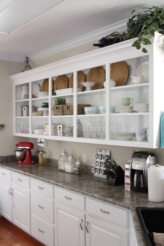 28+  Kitchen Shelving Ideas Pinterest  Open Shelving For An - open kitchen shelving ideas