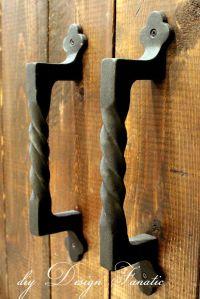 barn-door-handles - Google Search | basement | Pinterest
