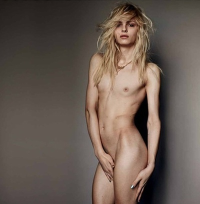 androgynous girls naked