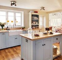 Farmhouse country kitchen ideas | Kitchen | Pinterest