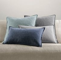 Pillows & Throws   Restoration Hardware   Living With ...