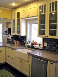 Cliq Design, cabinets over window | Kasper Kitchen | Pinterest