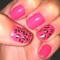 Cheetah Print Nail Design | Nail Designs, Hair Styles ...