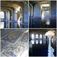Hearst Castle's Roman Bath | Escapism For Realists | Pinterest