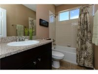 Guest Bathroom | Courseside Model Home | Pinterest