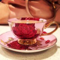 Beautiful rose teacup   I'm a little tea cup...   Pinterest