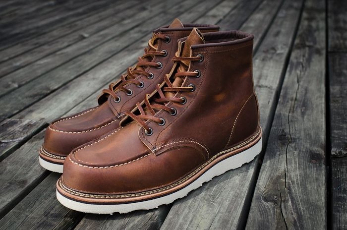 Brand Spotlight Red Wing Shoes Goodyearwelt