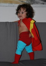 Nacho Libre Costume For Babies