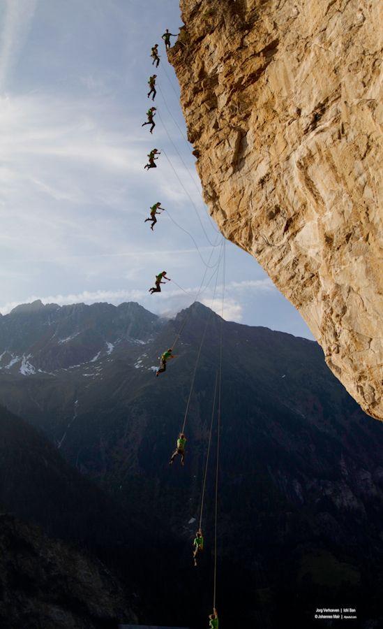 How To Fix Falling Wallpaper Anatomy Of A Fall Climbing Pinterest