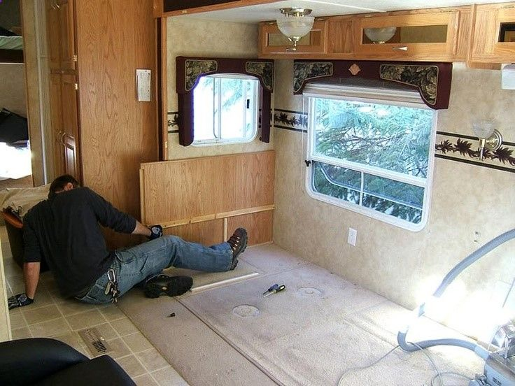 2001 Starcraft Van Wiring Diagram How To Remodel Rvs Motorhomes Yourself See How I