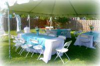 Very small backyard wedding | My Perfect Wedding | Pinterest