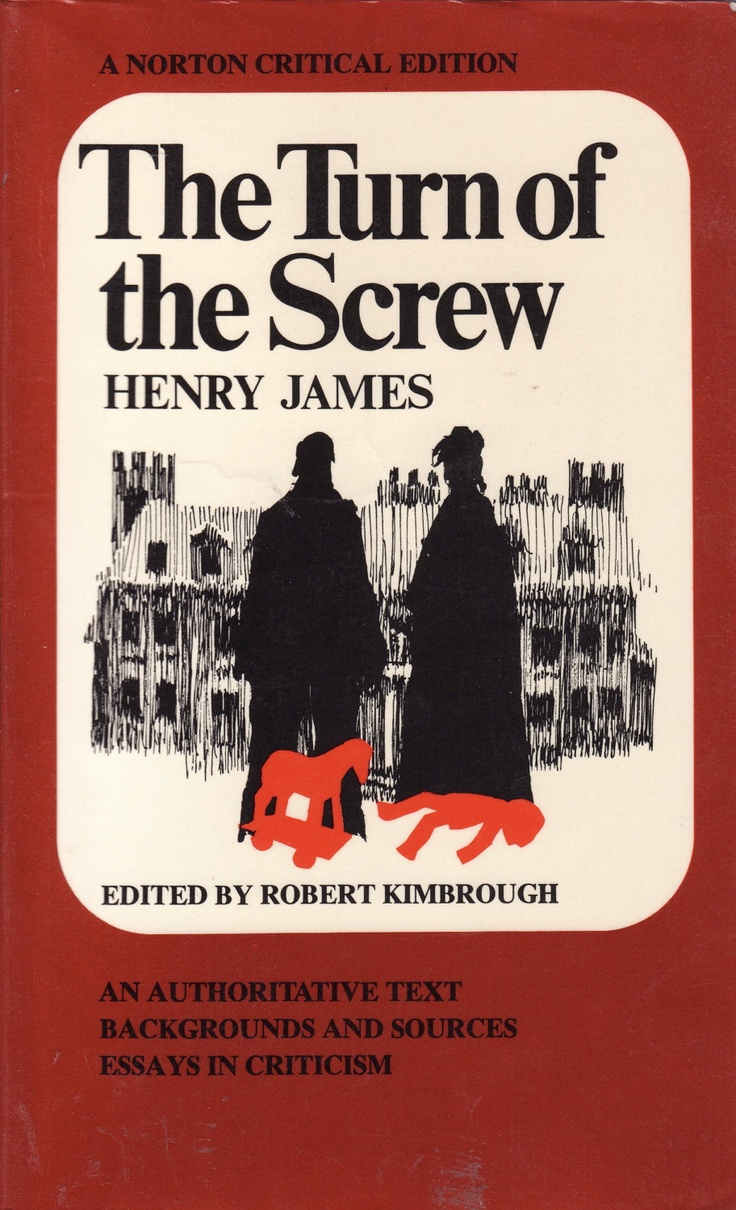 henry james turn of the screw essays about life