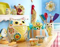 Owl Kitchen Decorations
