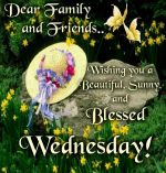 Blessed Good Morning Wednesday Greetings