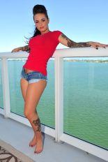 Christy Mack Y Tattoos Pinterest