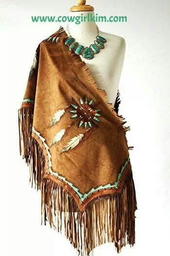 Native Shawl