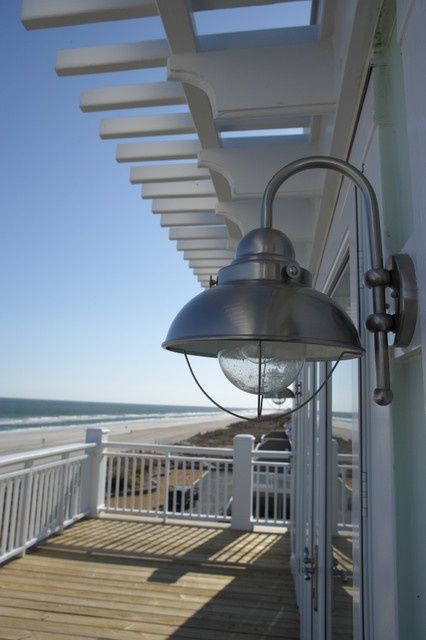 Beach House Outdoor Lighting Nice Light Fixture For Outside | Lake House Ideas | Pinterest
