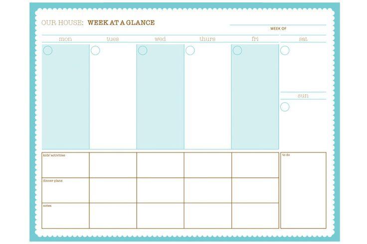 Weekly Calendar Board Dry Erase Calendars Boards Staples Weekly Calendar Printout Personal Pinterest
