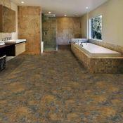 Ashlar Resilient Vinyl Tile Flooring