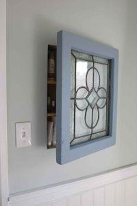 hidden medicine cabinet | For the Home | Pinterest