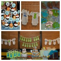 Little Man themes Baby Shower | Party Ideas | Pinterest