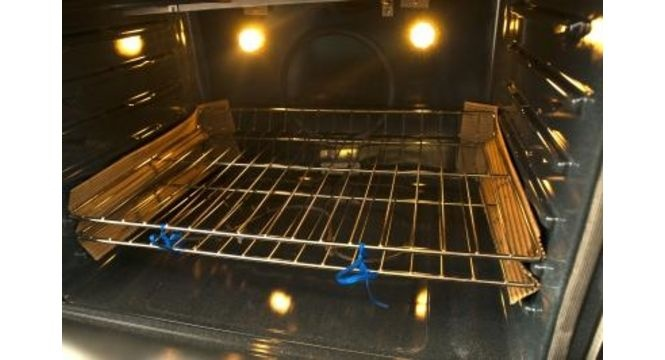 Oven Cleaning Self Clean Oven Racks