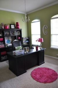 home office/craft room   Home office ideas   Pinterest