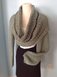Sleeve Crochet Shawl Patterns - Bing images