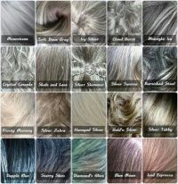 Pin By Melissa Crossland On Grey Hair Pinterest Of Hair ...