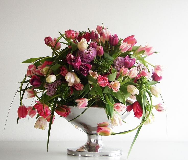 Tulips Flower Arrangement Tulips Arrangements - Google Search | Tulips | Pinterest