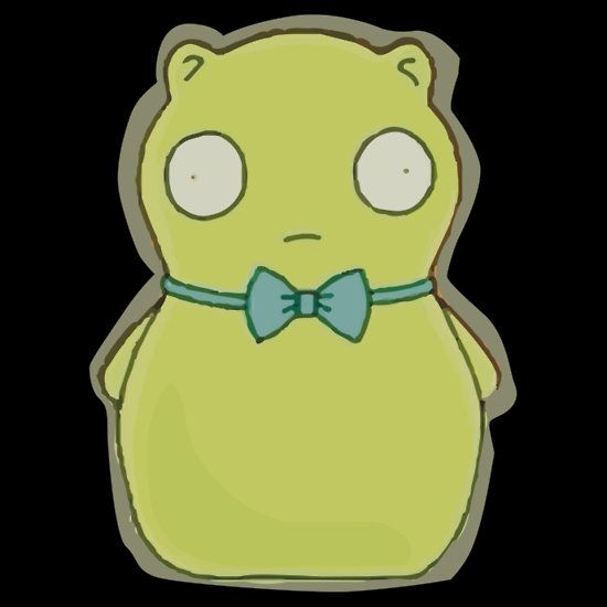 Kuchi Kopi Night Light Ikea Kuchi Kopi Night Light - Bob's Burgers | Sticker
