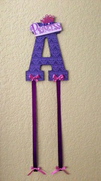 DIY hair bow holder! | Family/kids | Pinterest