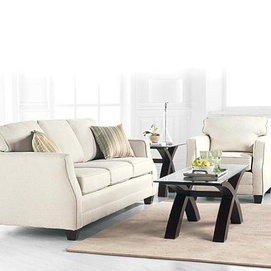 Sears 'Lyric' Living Room Furniture